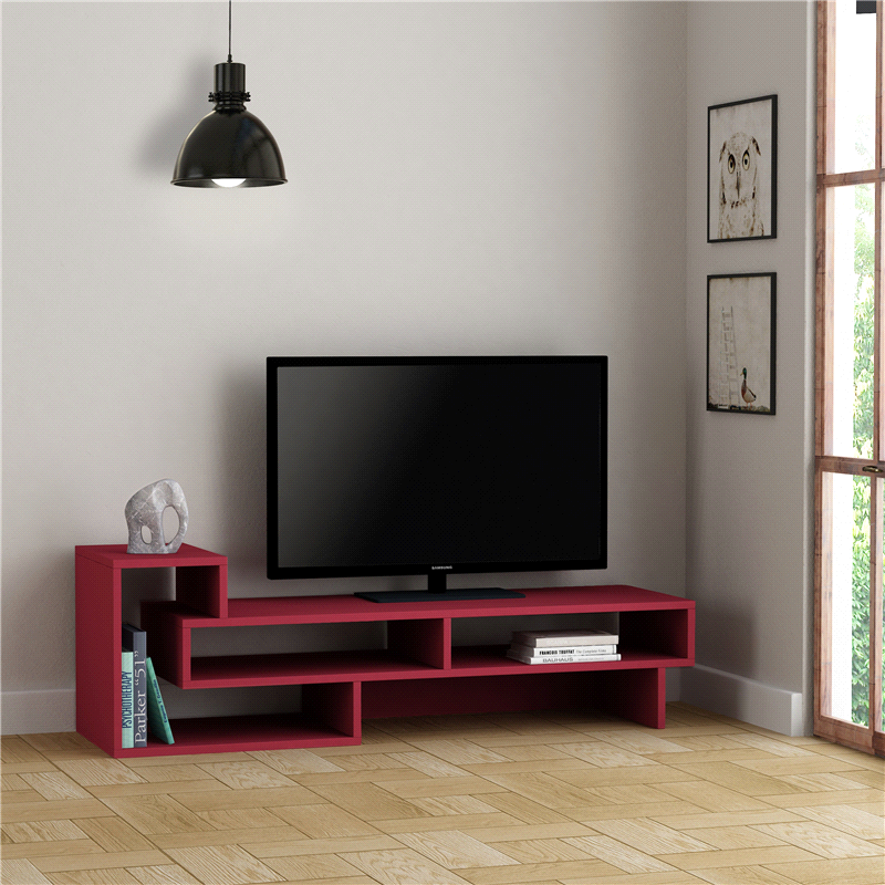 Tetra TV komoda bordo